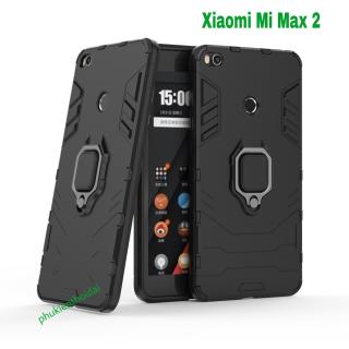 Xiaomi Mi Max 2 Ốp lưng chống sốc Iron Man Iring cao cấp ( mẫu mới ) thumbnail