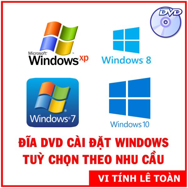 Bảng giá ĐĨA DVD CÀI ĐẶT HĐH TUỲ CHỌN THEO NHU CẦU Phong Vũ
