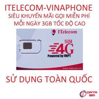 SIM 4G TỐC ĐỘ CAO 90GB THÁNG CHỈ 20K SIM ITELECOM-VINAPHONE thumbnail