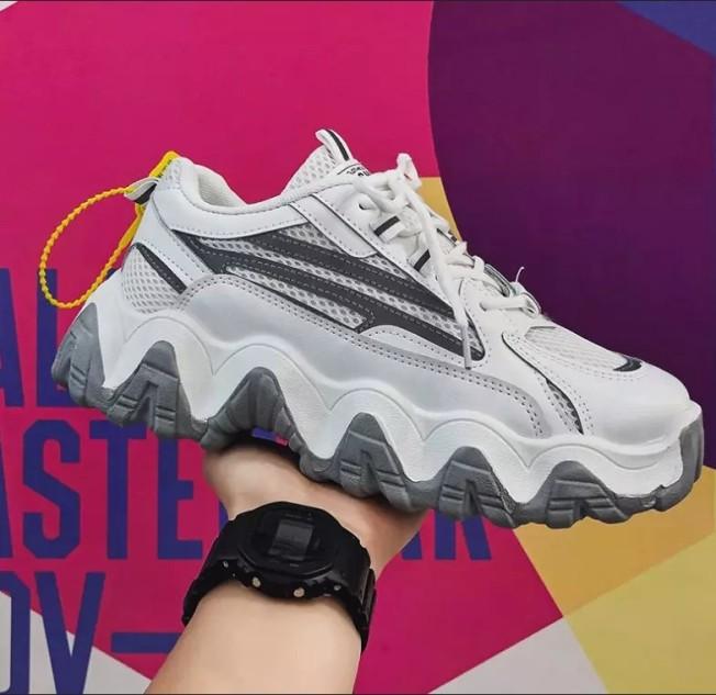 Giày thể thao nam sneaker Tăng 6cm chiều cao Phản Quang MINH HÀ  Kiểu Dáng Mạnh Mẽ Cực Kì Ngầu - MH 345 giá rẻ