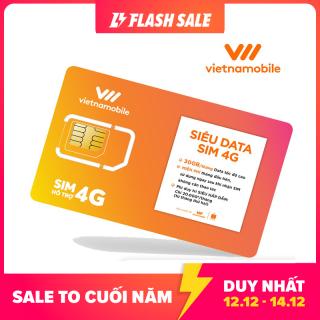 Sim 4G Vietnamobile - Miễn phí DATA không giới hạn + Gọi và nhắn tin nội mạng miễn phí thumbnail