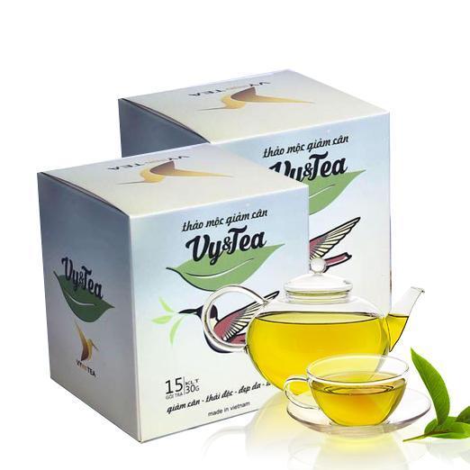 Trà Giảm Cân Vy Tea - Chính hãng