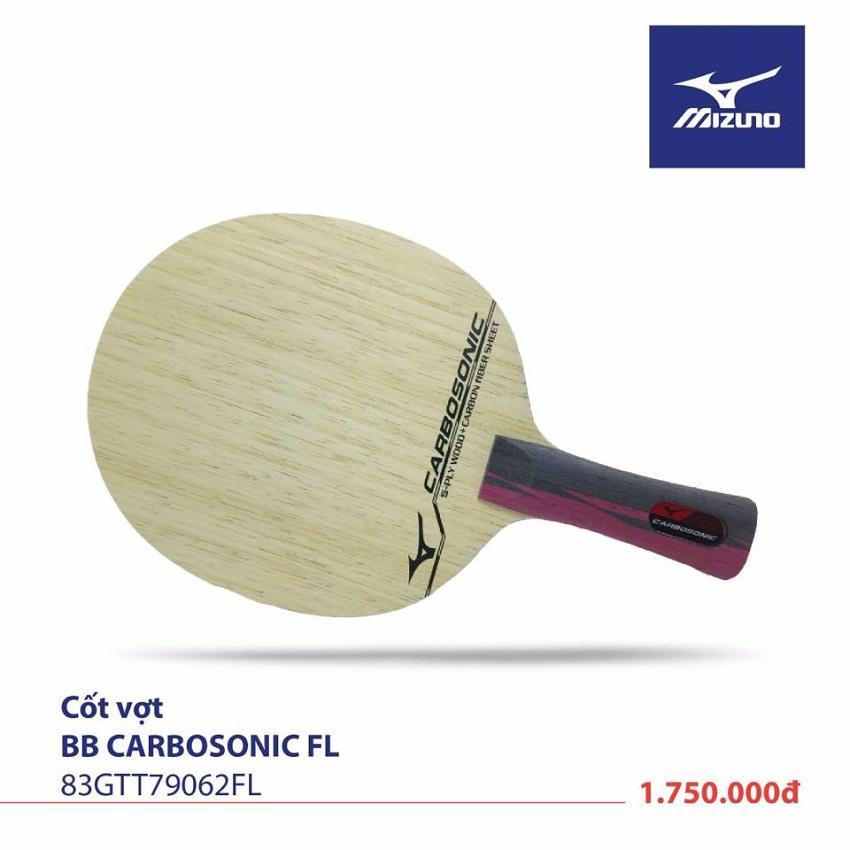Bảng giá Cốt vợt bóng bàn Mizuno Carbosonic BB0035