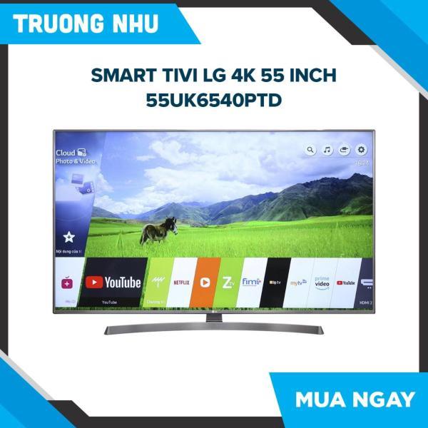 Bảng giá SMART TIVI LG 4K 55 INCH 55UK6540PTD