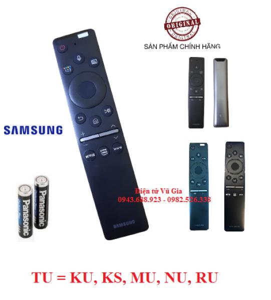 Bảng giá Điều khiển tivi Samsung TU 2020 dùng tốt cho các dòng tivi Samsung từ 2015 đến 2020- Hàng mới chính hãng Tặng kèm Pin