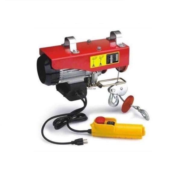 máy tời điện pa500, 3 màu, đỏ,vàng,đen