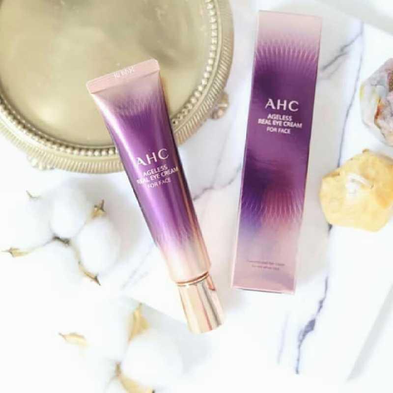 Kem Dưỡng Mắt AHC Ageless Real Eye Cream For Face