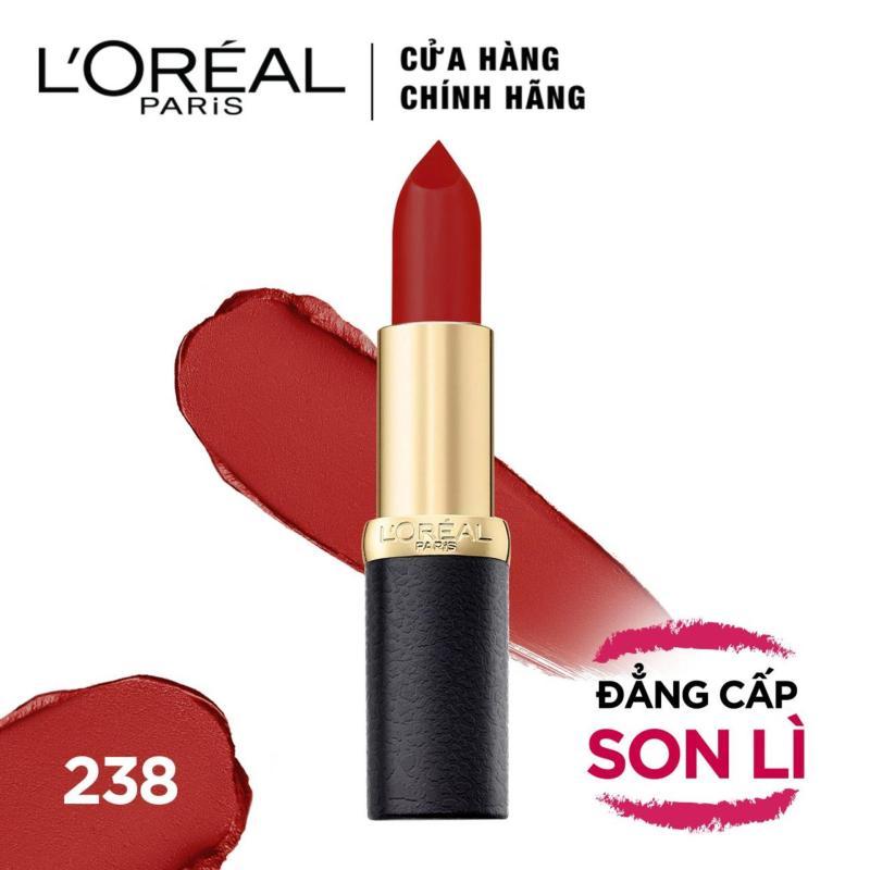 Son lì mịn môi LOreal Paris Color Riche Matte 3.7g