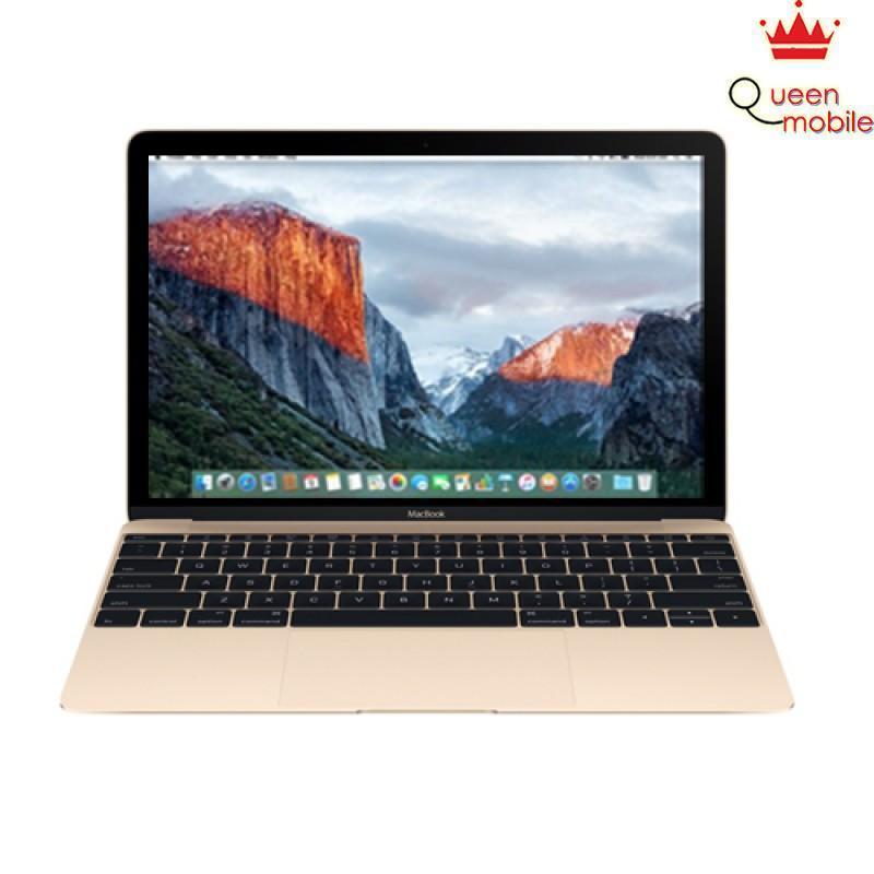 The New MacBook Retina 2016 MLHE2 12 inches Vàng