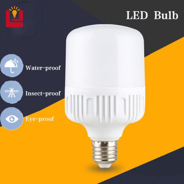 B & B Led Bulb E27 220V 5/10/15/20/30W Ánh Sáng Trắng Bảo Vệ Mắt Tiết Kiệm Năng Lượng Bóng Đèn Nhựa Liên Tục Hiện Tại Và Tiết Kiệm Điện