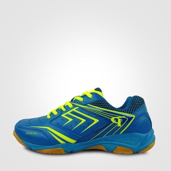 Giày cầu lông Promax PR19002-Màu trắng xanh