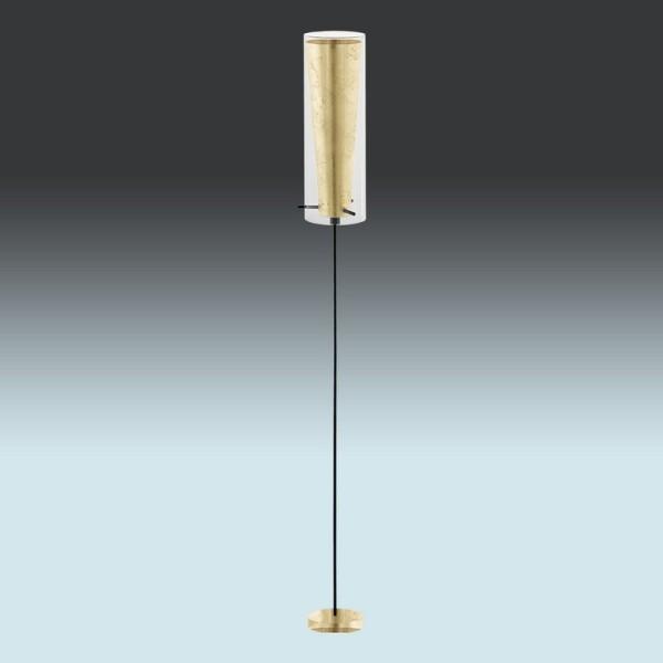 Bảng giá EGLO đèn trang trí Châu Âu - 97655 – PINTO GOLD - Đèn sàn phòng khách chính hãng