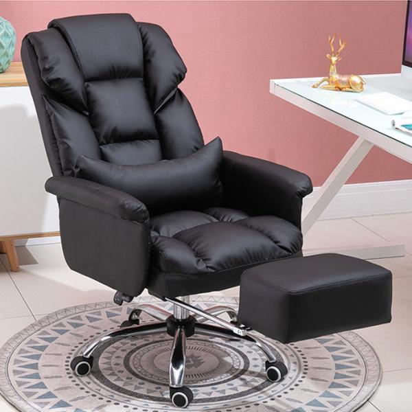Ghế văn phòng có gác chân ghế gaming ghế thư giãn sang trọng hiện đại GHP023 giá rẻ