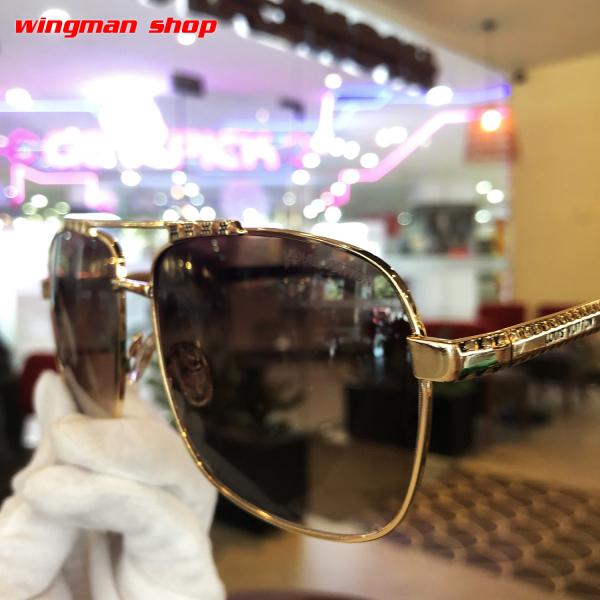 Giá bán Kính mát ,kính mát nam L1212 mắt Polarized cao cấp , full hộp , khăn , thẻ , bảo hành 12 tháng