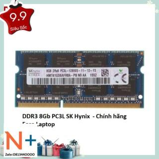 Ram Hynix - DDR3 - 8GB - Bus 1600Mhz - PC3L 12800s cho Laptop thumbnail
