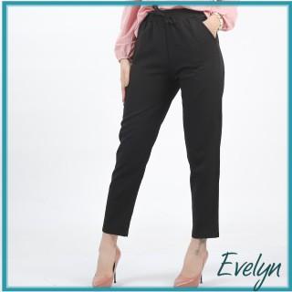 Quần baggy đũi Evelyn, chất đũi xước thoáng mát, siêu mịn, quần đũi nữ cạp chun sau, form chuẩn, tôn dáng thumbnail