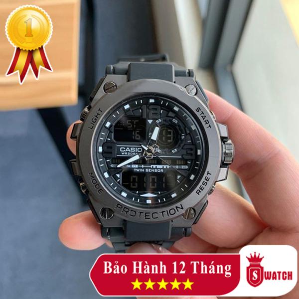 Đồng hồ thể thao G Shock kim điện tử, Chống nước đa năng, Đồng hồ thể thao G Shock 8600 bán chạy