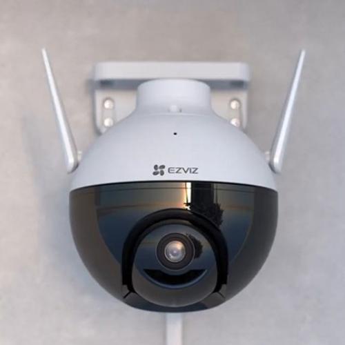 Camera Wifi EZVIZ C8C xoay thông minh Full HD 1080P (Chuẩn nén H.265, nhận diện người AI, màu ban đêm)