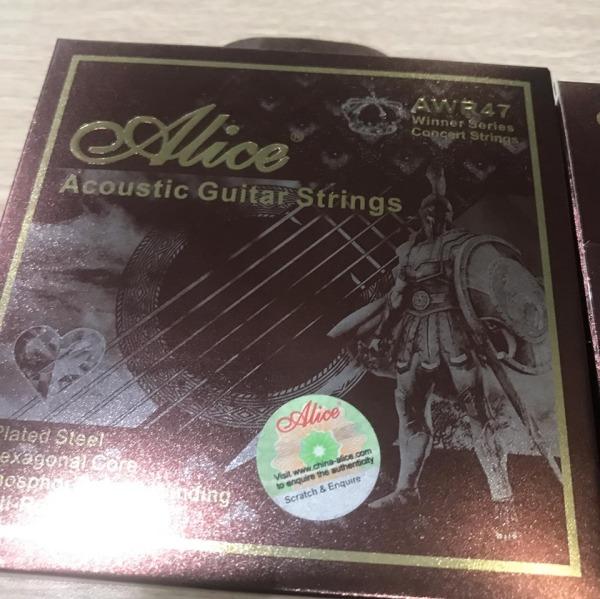 Dây đàn guitar acoustic Alice AWR47