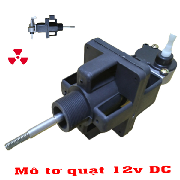 Mô tơ quạt 12v cao cấp 550 và 650 thay cho quạt các loại, dùng điện ắc quy