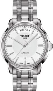 ĐỒNG HỒ NAM TISSOT AUTO III T065.930.11.031.00 DAY DATE 39MM thumbnail
