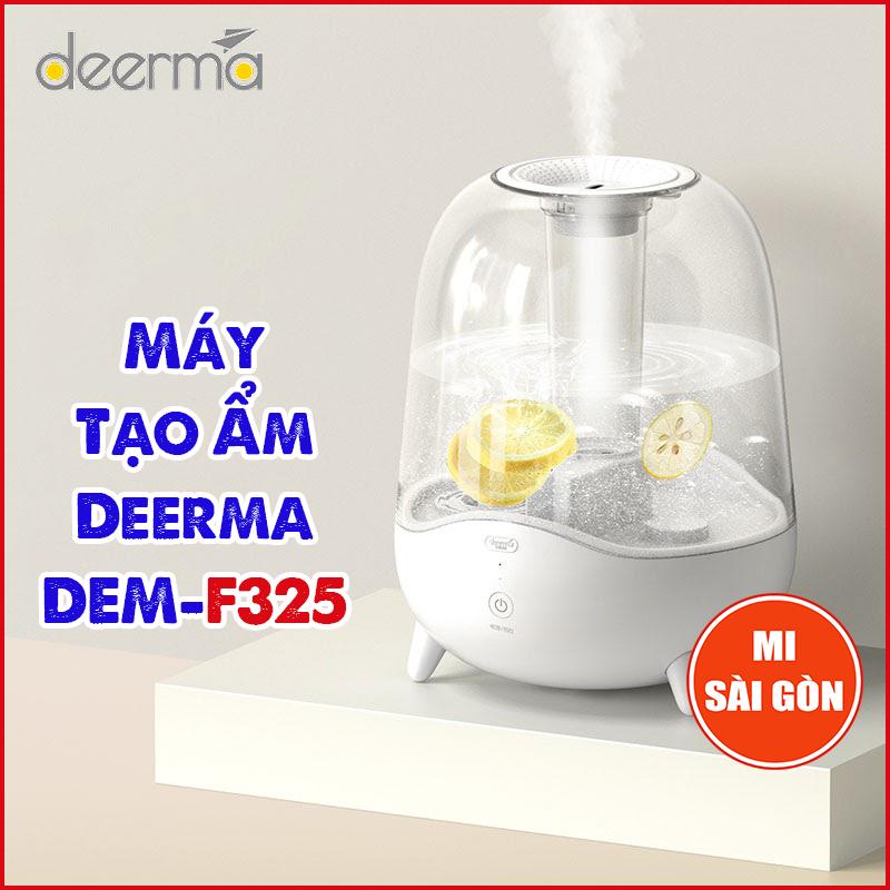 Máy Phun Sương Tạo Độ Ẩm Deerma Humidifier F325 (Trắng)