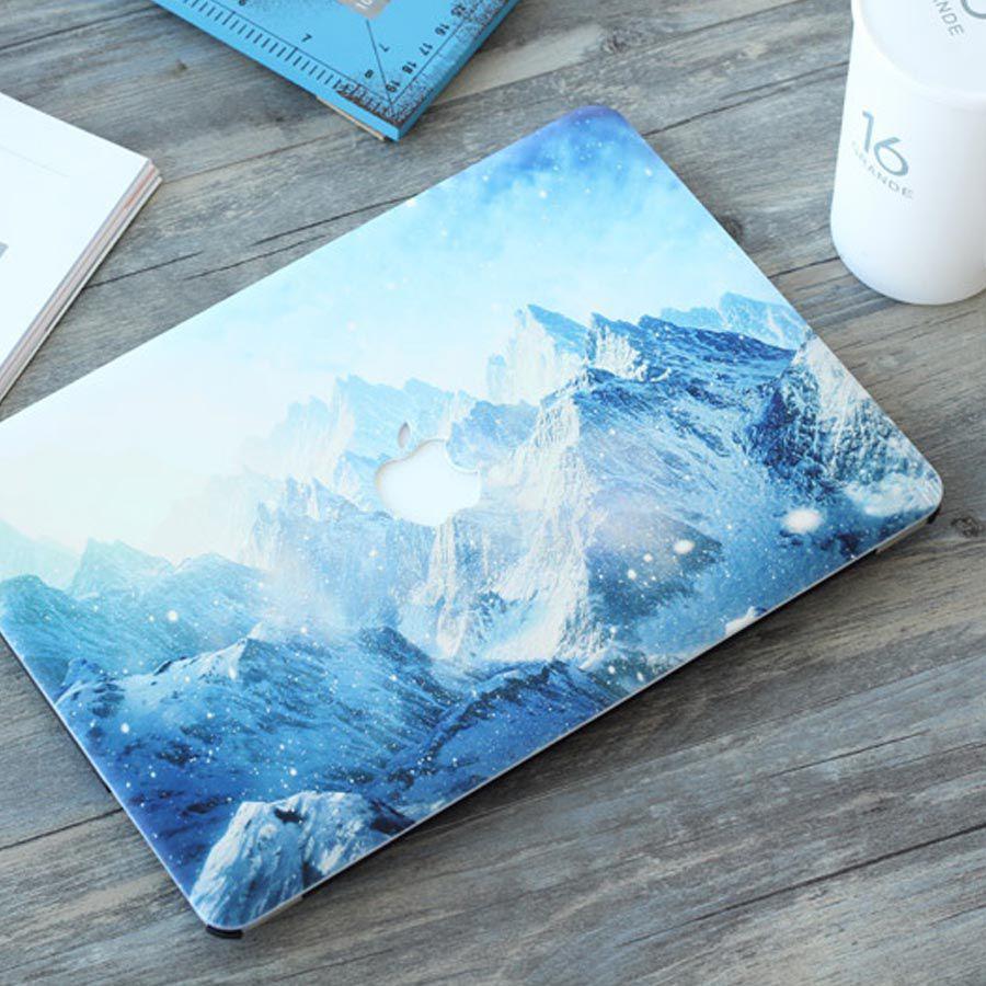 Bảng giá Case Ốp Macbook Air 13.3 Ngọn Núi Tuyết (Model A1466) Phong Vũ