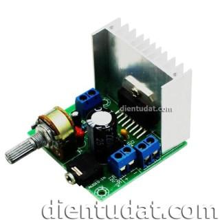 Mạch khuếch đại âm thanh TDA7297 2.0 thumbnail