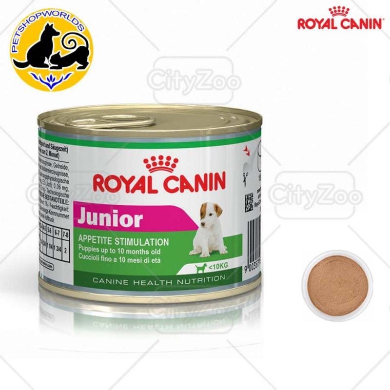 PATE cho chó ROYAL CANIN JUNIOR 195gr