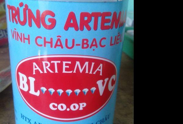 Artemia Vĩnh Châu 425g