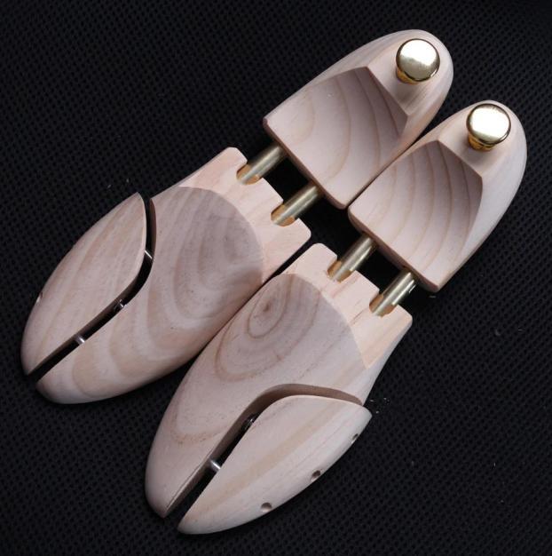 Shoe tree-cây giữ form giày gỗ thông Cedar Green giúp giữ phom giày lâu dài giá rẻ
