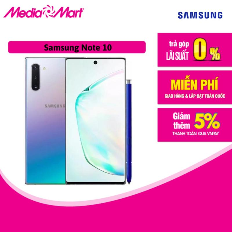 DTDD Samsung Note 10 256G SM-N970F Silver (Aura Glow)