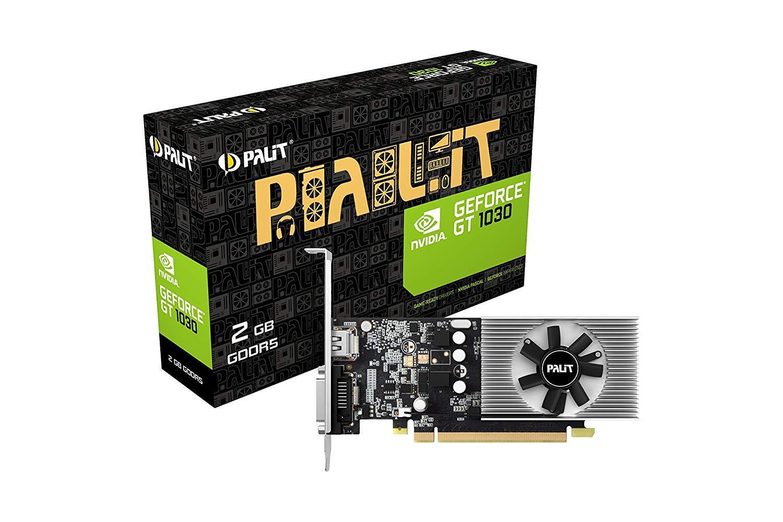 Giá card đồ họa GT 1030 palit - card đò họa GT 1030 palit