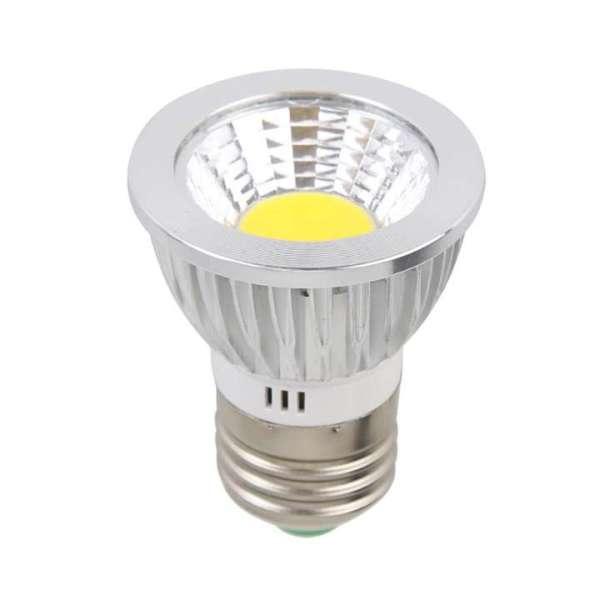 COB Spotlight 5 Wát Đèn Led E27 AC 85-265V Bóng Đèn Trang Trí Ấm Mát Trắng