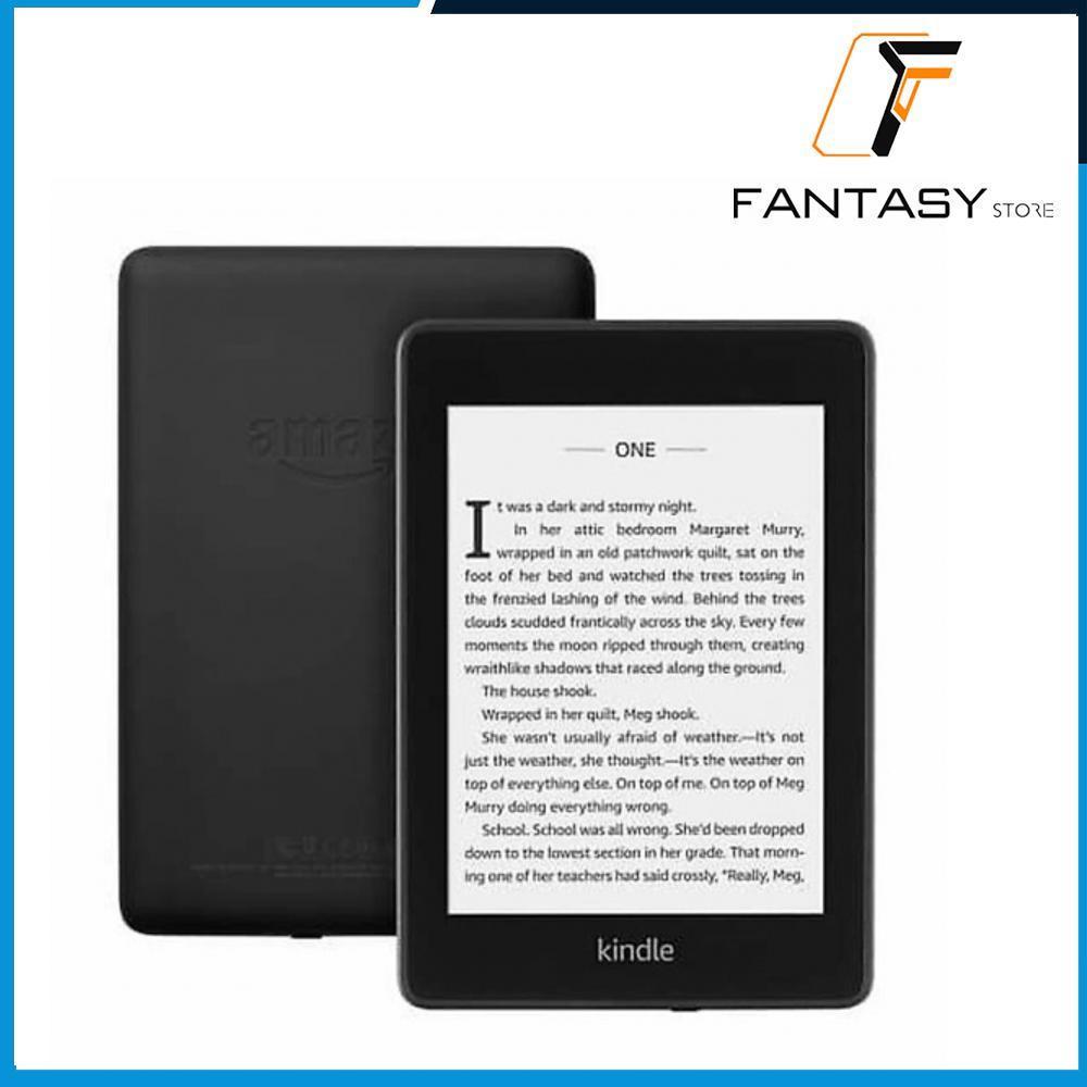 Máy đọc sách Kindle PaperWhite 2018 gen 4 (10th) - Bản 8 GB, chống nước