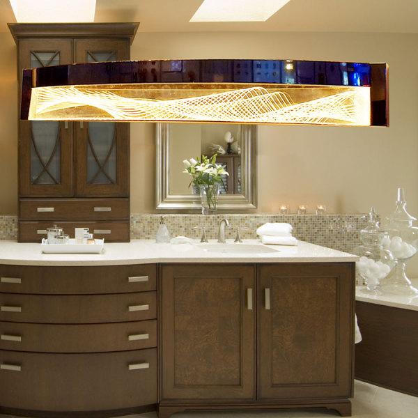 Đèn soi tranh led hiện đại 155 - Đèn soi gương - đèn trang trí phòng