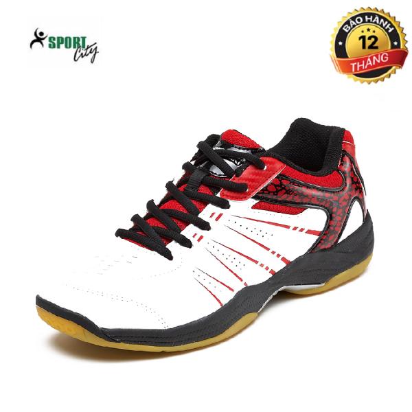 Giày thể thao nam, Giày bóng chuyền nam, Giày cầu lông nam, Giày cầu lông nữ đế kếp chống trơn chống trượt ôm chân Kawasaki K063