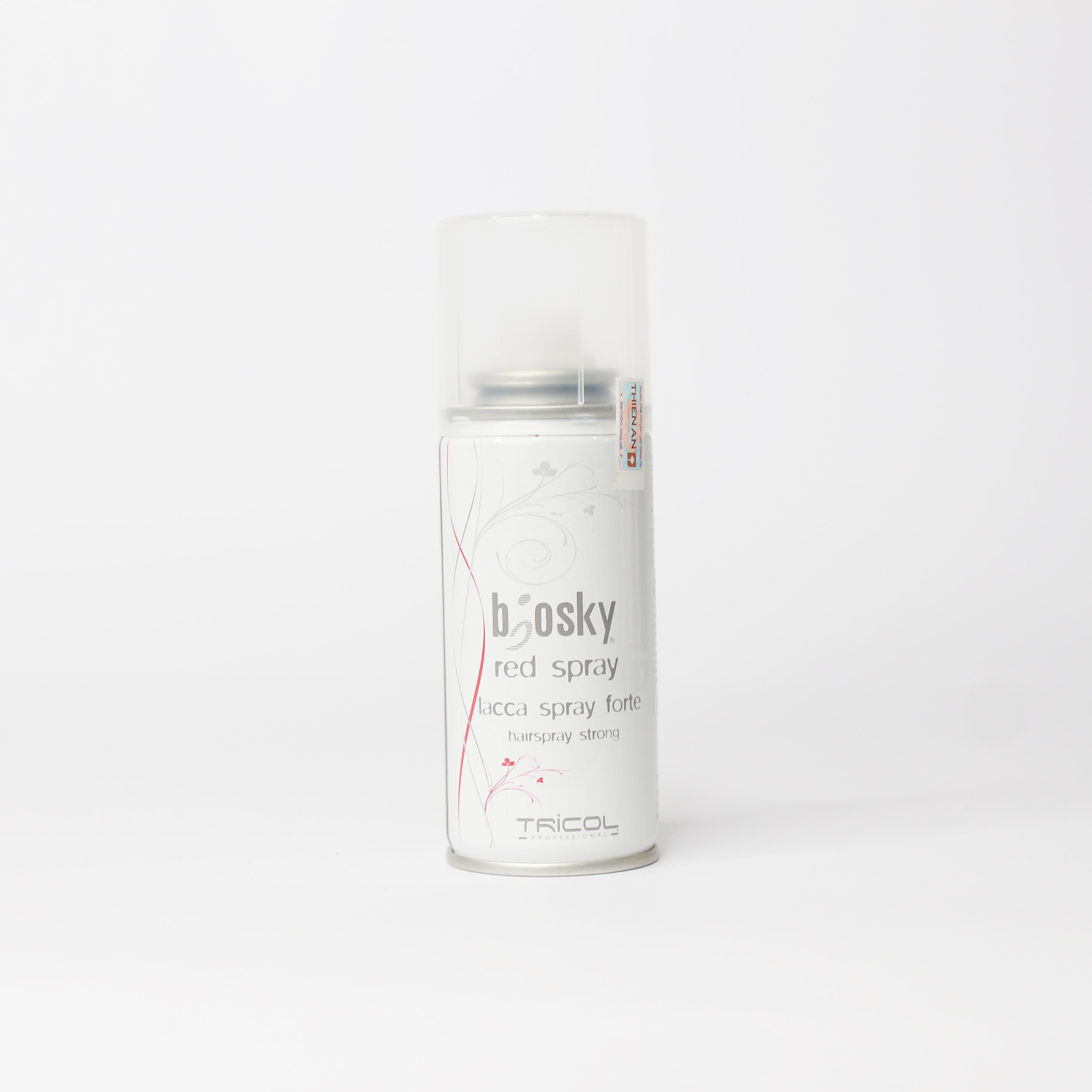 Hàng Ý nhập khẩu Gôm xịt tạo kiểu cứng Red Spray 100 ml - BITRESS10 giá rẻ