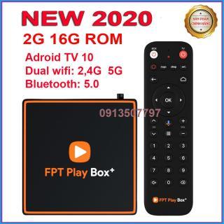 FPT PLAY BOX 2020 ANDROID TV 10 TẶNG ĐIỀU KHIỂN TÌM KIẾM GIỌNG NÓI thumbnail