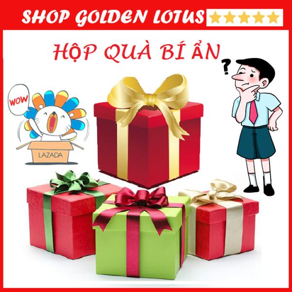Hộp quà bí ẩn - Tri ân khách hàng mua hàng  Shop Golden Lotus