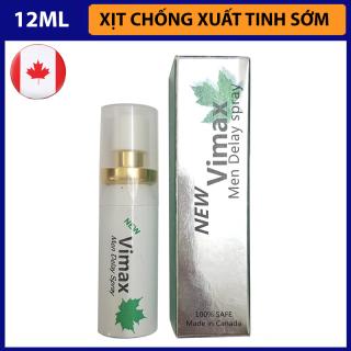 Chai xịt thảo dược chống xuất tinh sớm VIMAX thumbnail