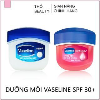 Dưỡng môi VASELINE 7g, hạn chế khô da, tăng độ ẩm, quyến rũ cho đôi môi thumbnail