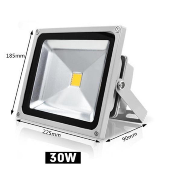 Bảng giá [HCM]Đèn Pha Led 30W tiết kiệm điện