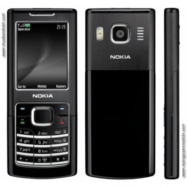 ĐIỆN THOẠI NOKIA 6500 CLASSIC