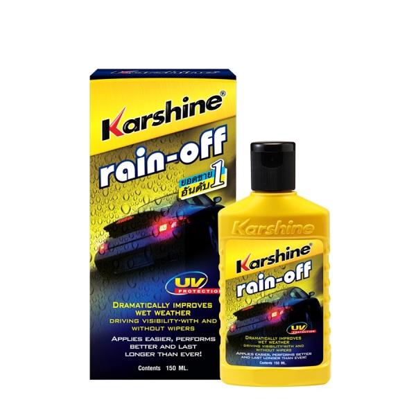 Dung dịch chống bám nước trên kính xe Karshine KA-RO150 - PuDa Mall, chăm sóc xe chuyên dụng