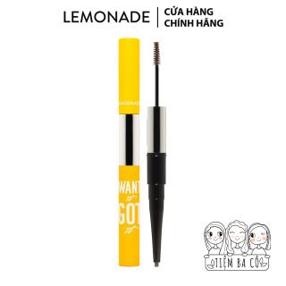 Chì Kẻ Chân Mày Lemonade Want It Got It Dual Eyebrow 2.75g thumbnail