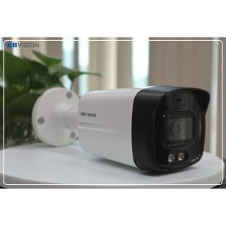 [ BẢN QUỐC TẾ ] Camera KBVISION KX-CF2203L KBVISION sản phẩm thương hiệu Mỹ Camera 4 in 1 2.0 Megapixel Quan sát xa 40m, chống bụi và nước IP67, vỏ kim loại tia hồng ngoại 40m ( BẢO HÀNH 12 THÁNG ) thumbnail