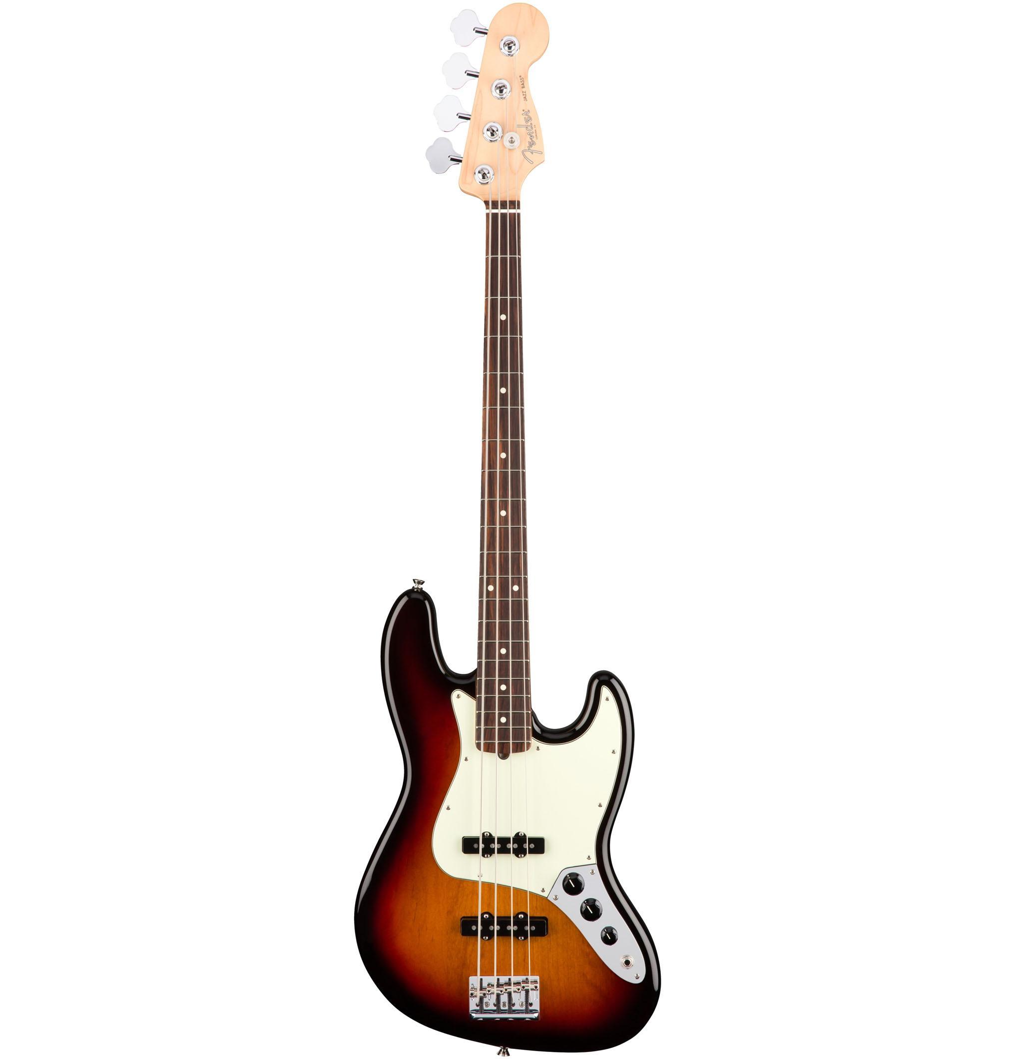 Guitar Bass Fender Am Pro Jazz Bass Rw 0193900700