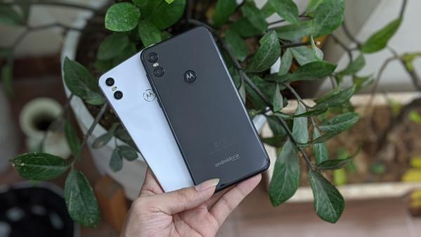 Điện thoại Motorola One (P30 Play) 2 SIM ( 4G LTE, 4GB RAM, 64GB ROM, SNAP 625, Android OS v9.0 )