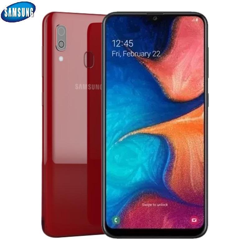 Điện thoại Samsung Galaxy A20 - 32GB Hãng phân phối chính thức